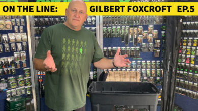 Photo of On the Line with… Gilbert Foxcroft