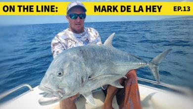Photo of On the line with… Mark de la Hey