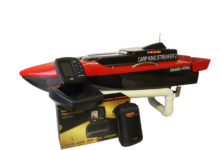 Photo of Win a Carp King Streaker II with Lucky on-board fish finder!