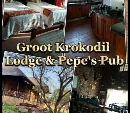 Photo of Groot Krokodil Lodge & Pepe's Pub